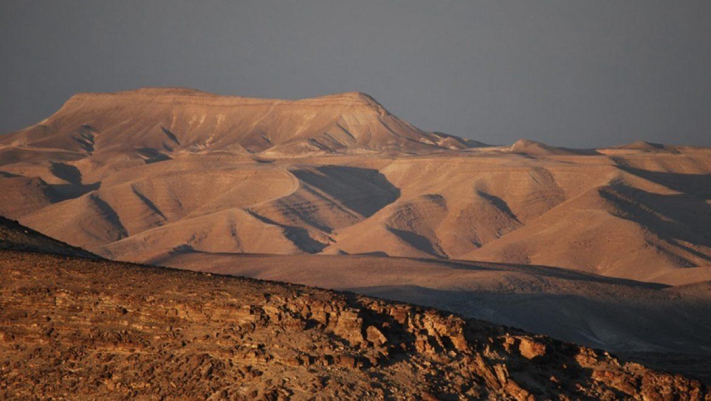 אל הר הקנאים במדבר יהודה צילום-ענת רסקין