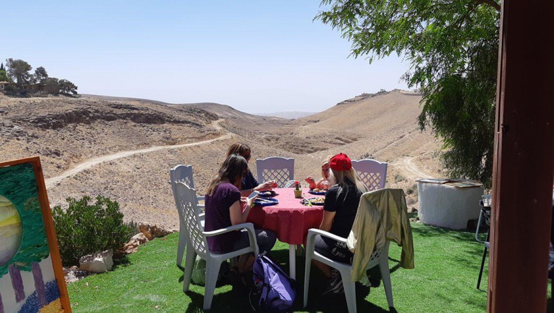 בתי אירוח בערד-להתארח בבתי תושבים צילום-ענת רסקין