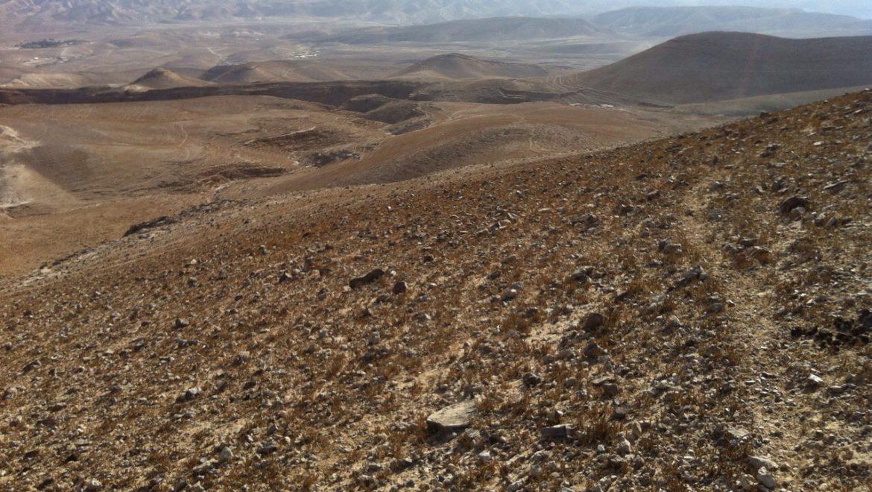 מבט להר הקנאים מנחל רחף צילום-ספי הנגבי