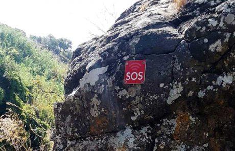 WiFi SOS תקשורת מצילת חיים