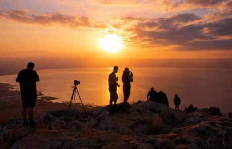 """חוויות צילום לצלמים במסגרת """"טבע זום אין""""-בשמורות טבע וגנים לאומיים"""