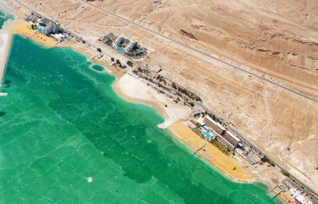 450 מיליוני ₪ לשיקום תשתיות לאומיות ולסיוע ליישובים ולמתיישבים בעוטף ים המלח