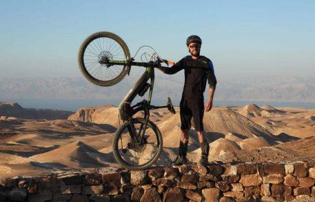 יוצאים לרכוב: יעדים מומלצים לחופשת רכיבה על אופניים בנגב המזרחי