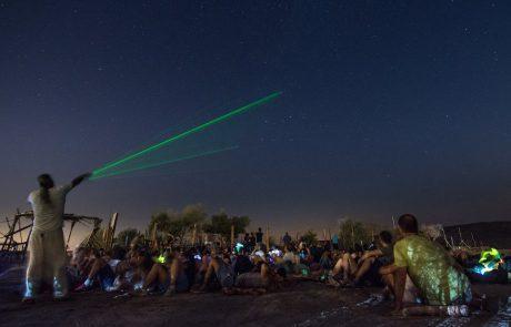 """אוגוסט של פסטיבל המטאורים """"נוקדים עם כוכבים"""" יתקיים כמתוכנן!"""