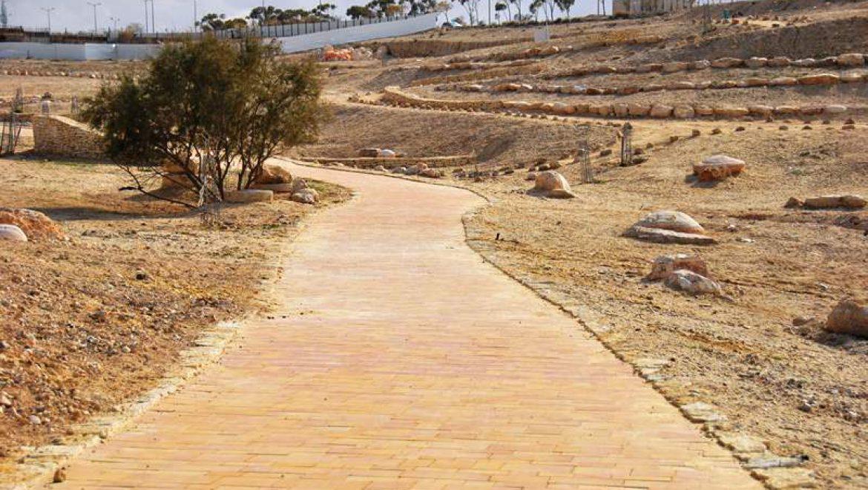 פארק עירוני בנחל חסד צילום-ענת רסקין