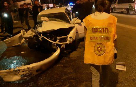 אחרי תקופה של שקט שוב תאונות דרכים קשות בכביש 31