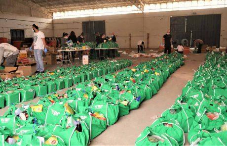 ימי קורונה בערד- שעתה היפה של המחלקה לשירותים חברתיים ורוח ההתנדבות בעיר