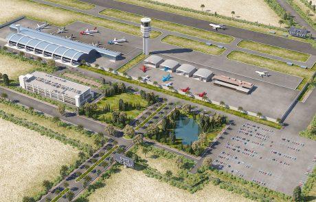 הרשויות בדרום מציגות: כך ייראה נמל התעופה הבינלאומי בנגב