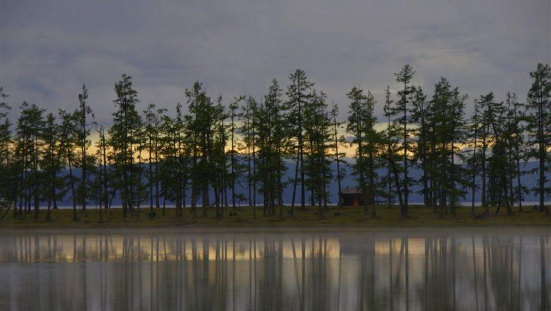 אגם חופסגול בצפון מונגוליה צילום-אילן אביב