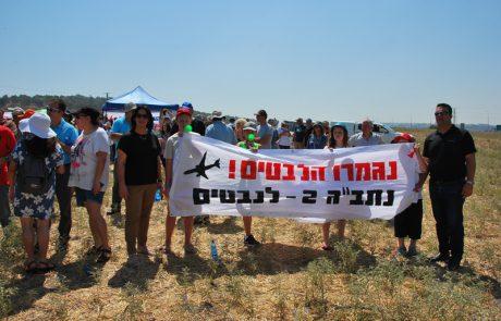 """לא מוותרים על הקמת שדה תעופה בינ""""ל בנבטים"""