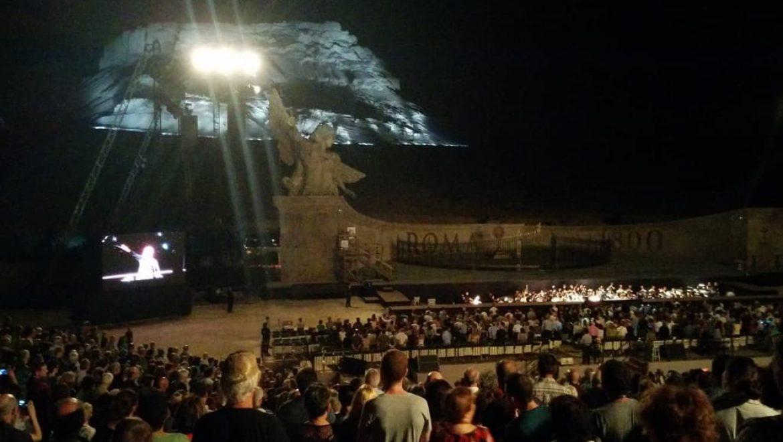 האופרה טוסקה במצדה 2015 צילום-ענת רסקין