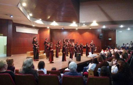 שחר של יום חדש עולה בחינוך המוזיקלי ברהט הבדואית