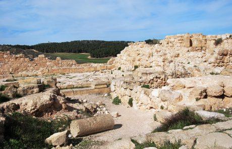 אתרי עתיקות ביער יתיר ויער להב