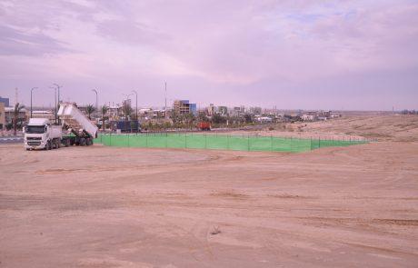 שני מפעלים חדשים וגדולים מתוכננים לקום בפארק האקו-תעשייתי נאות חובב