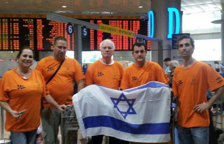 משלחת ישראלית יצאה לעזור באסון בפיליפינים