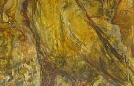 """נופי מדבר של האמנית מרתה דבני ז""""ל – בתערוכה בגן לאומי מצדה"""