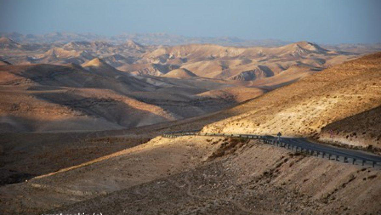 מדבר יהודה וכביש 3199  צילום-ענת רסקין