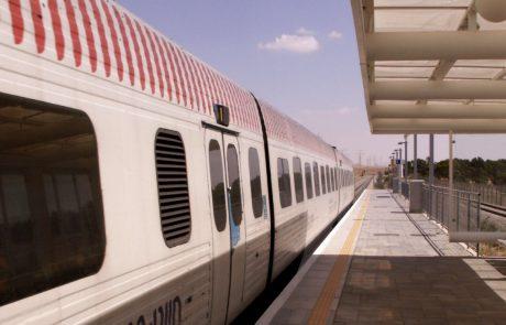 עדיפות לתוואי מסילת רכבת בין באר שבע לערד לאורך כביש מספר 80