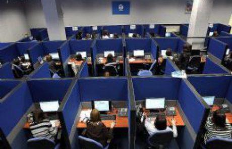 מוקד שירות פלאפון מעסיק כמאה חרדיות בעיר ערד