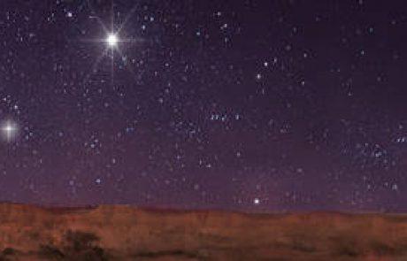 סופשים של כוכבים- לילות לבנים בערבה