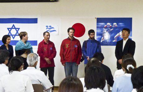"""תרופה מיוחדת לנפגעי הקרינה הרדיואקטיבית הוטסה ליפן ע""""י ארגון First"""