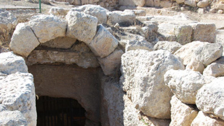 העיר העתיקה סוסיא צילום-ענת רסקין
