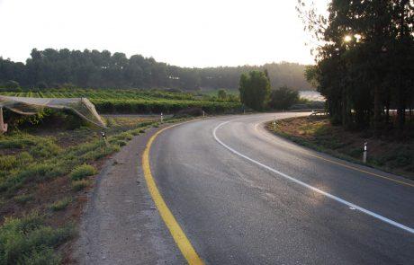 מה זה צר ומתפתל בין גבעות ובין כרמים בדרום? – כביש 358