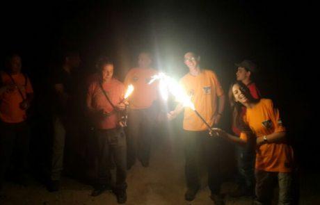 יחידת חילוץ ערד-חילוצים ללא הפסקה במהלך החג ובקשת עזרה ליחידה