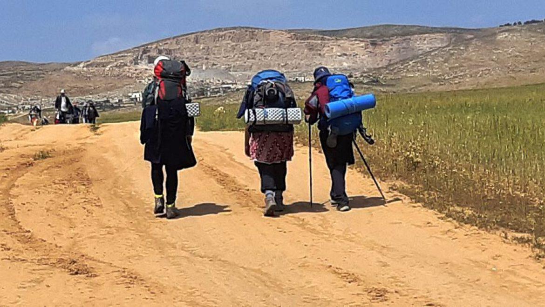 שבילניות על שביל ישראל תל ערד-הר עמשא צילום-ענת רסקין