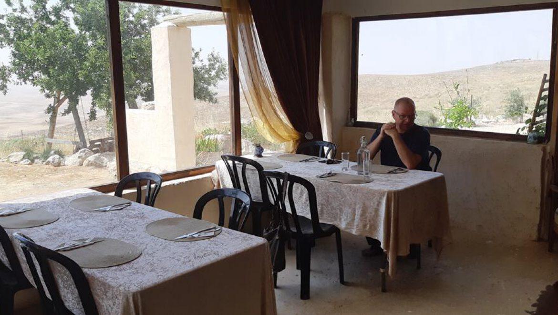 קפה רונאל במצפה יאיר- כשר צילום-ענת רסקין