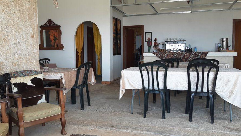 קפה רונאל במצפה יאיר, דרום הר חברון צילום-ענת רסקין
