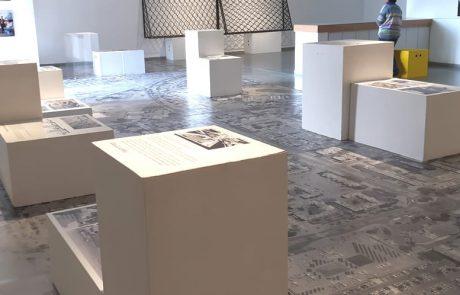 לרוץ לראות! התערוכה ערד-קו-מרחב, אדריכלות פוגשת אנשים
