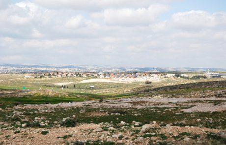 בזמן שאובמה ישן בירושלים – תושבי 'הר חברון' בקמפיין להגדלת מספר התושבים