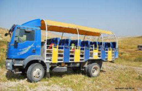 מסע אל הישובים הלא מוכרים בפזורה הבדואית- להכיר בעובדות