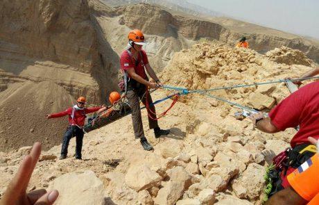 מערות ללא אחריות – ללכת לאיבוד במערות הר סדום