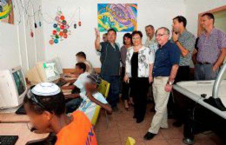 מפעלי ים המלח ירחיבו את פעילות קשרי הקהילה בערד