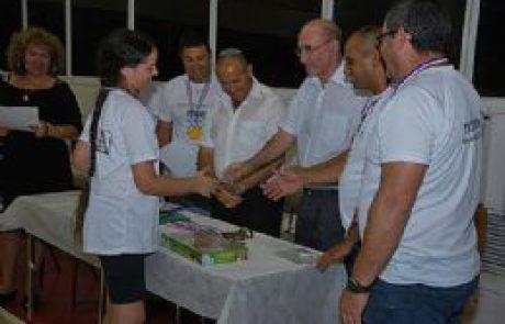 מיתר-אליפות שחמט פתוחה לבני נוער קיץ 2012
