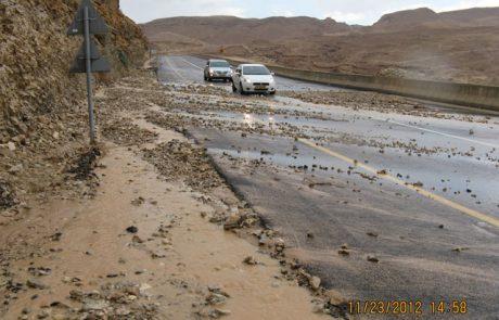 איך להמנע משטפון- עצות לבאים אל המדבר