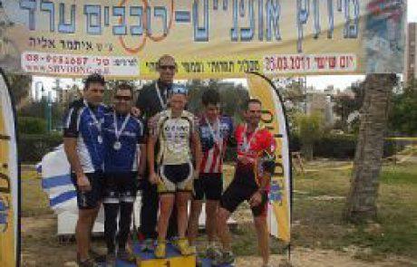 """מרוץ האופניים 'רוכבים ערד' ה-11 ע""""ש איתמר איליה"""