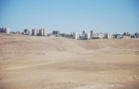 ראש עיריית ערד: הקמת ישובים באזור – רק בשיתוף ערד!