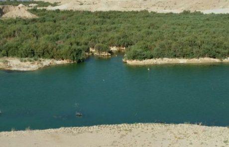 האגם הנסתר, ים המלח