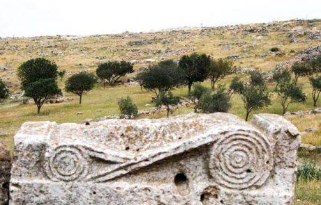 מרכז מבקרים חדש מוקם באתר סוסיא הקדומה