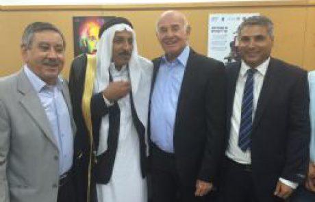 מעודדים את ההייטק במגזר הערבי–בדואי בתעסוקה וחינוך
