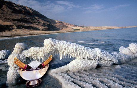 תעשיית היין העולמית מתגייסת למען ים המלח בתחרות 7 פלאי תבל