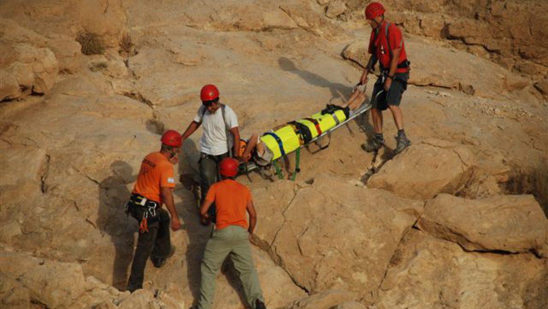 יחידת חילוץ ערד מגייסת מתנדבים חדשים ליחידה