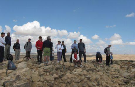 נחל קינה – אחד ממוקדי התיירות העממית במדבר יהודה.