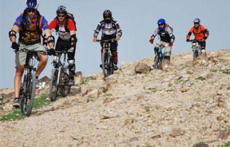 תוכנית אב לתיירות האופניים בערד והסביבה