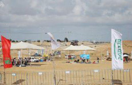 מרוץ השליחים של ישראל – חוצה ישראל 2010 ultra-race