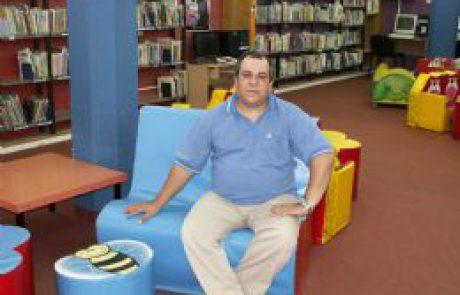 הספרייה העירונית ערד – בין עשרת הספריות הפעילות ביותר בישראל