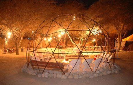חאן שקדי – מסע במדבר – נאות הכיכר